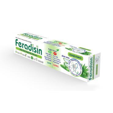 Feradisin Diş Macunu Aloe Vera 90 Gr.