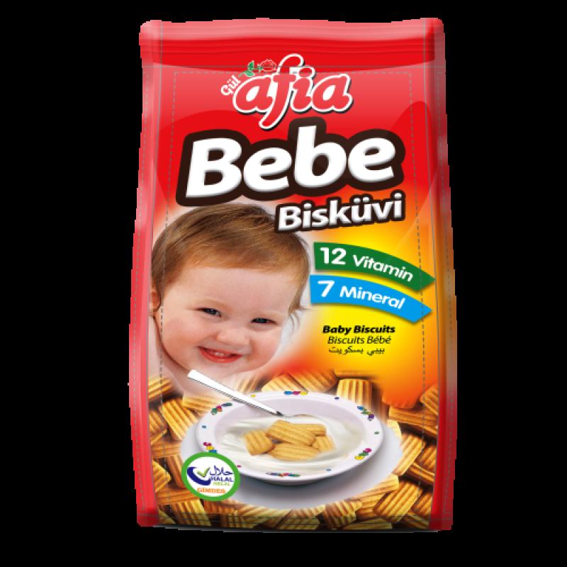Afia Bebe Bisküvisi 150 Gr.