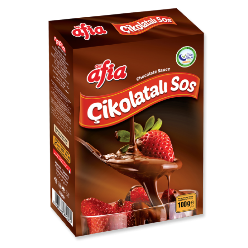 Afia Çikolatalı Sos 100 Gr