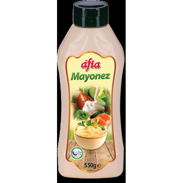 Afia Mayonez 550 Gr