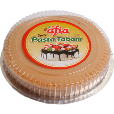Afia Pasta Tabanı Sade 280 Gr.