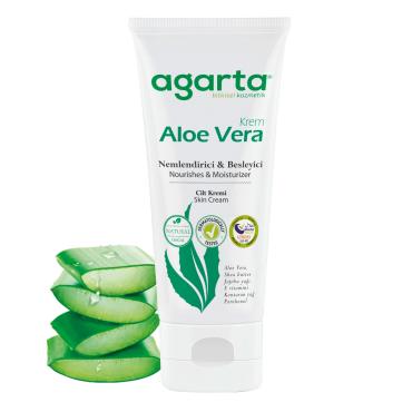 Agarta Aloe Veralı Nemlendirici Krem 75 Ml.