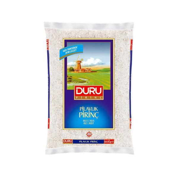 Duru Pilavlık Pirinç 1 Kg.