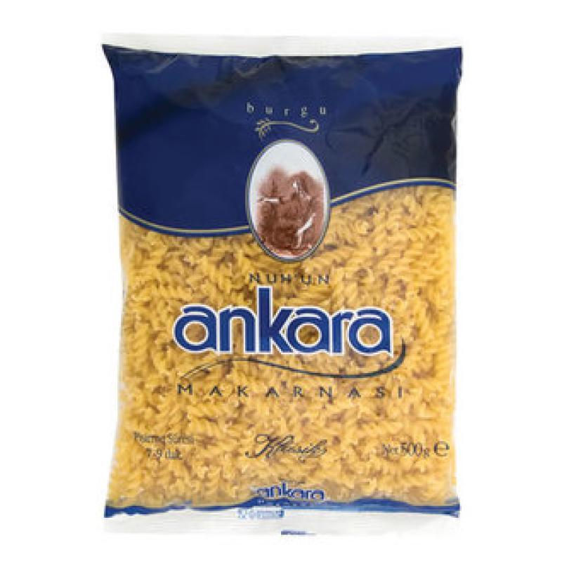 Nuh'un Ankara Burgu Makarna 500 Gr.