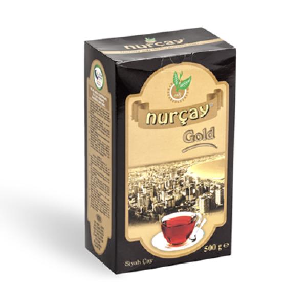 Nurçay Gold Çay 500 Gr.